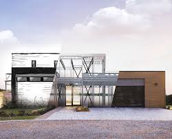 100 Homes Made Of Steel BONE Structure Construction System For Net Zero Energy Ready