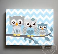 Wall Art Designs Owl Canvas Owl Decor Boys Wall Art Owl