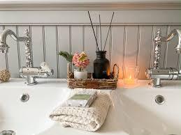 unsere badgestaltung mit beadboards deko hus