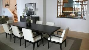 Surprising Narrow Width Dining Table Decorating Ideas in