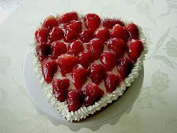 tiramisu erdbeer herz