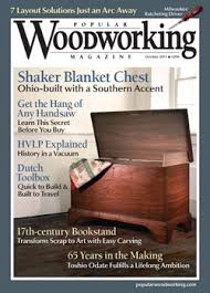 october 2013 206 popular woodworking magazine