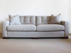 remington deep 108 upholstered 2 over 2 sofa with springs