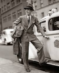 1930s Mens Suits Fashion