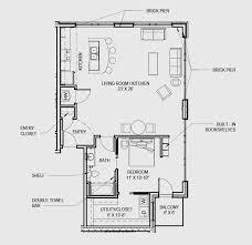 1 Bedroom Apartment C Studio 531