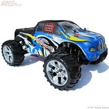 100 Hobby Lobby Rc Trucks BEHEMOTH Nitro RC Monstr Truck RTR 110 OffRoad With 24GHz Radio