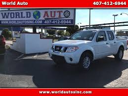 100 Truck World Orlando Used 2018 Nissan Frontier For Sale In FL 32809 Auto