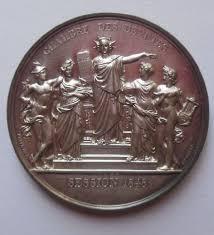 chambre des deputes médaille médaille de la chambre des députés collections des musées
