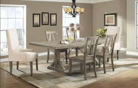 White High Gloss Round Dining Table Leather Room Chairs Elegant Full