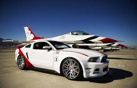 2014 Ford Mustang GT U S Air Force Thunderbirds Edition