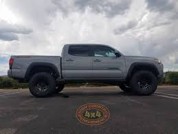 2018 TOYOTA TACOMA CONCRETE GREY Fox Ford Raptor 2017 30 Rear Bypass Shocks Camburg Eeering 72018 Fox Factory Series External Qab Adjuster Heavy Duty Trucks For 2019 F150 Gets Smart And Trail Control Offroad Race Suspension Amazing Wallpapers 2014 Gmc Sierra 1500 Bds 6 Suspension Lift W 20 Shocks 25 Extended Lift Page 2 Tacoma World Moto Dealer Rources Episode 22 Of The Truck Show Podcast Gains Live