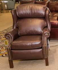 Bradington Young Sofa And Loveseat by Bradington Young Chippendale Recliner Curriers Leather Furniture