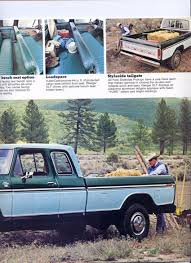 100 Ford Truck 1979 Brochure