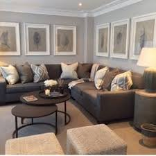Paint Colour With Large White Frames Sophie Paterson Interiors UK Art Work Grey Carpet Living Room