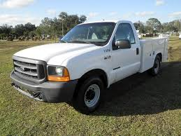 100 Ford Trucks For Sale In Florida 2000 F250 Mechanic Service Truck Kissimmee FL