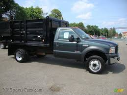2007 Ford F550 Super Duty XL Regular Cab Dump Truck In Aspen Green ... 2006 Ford F550 Dump Truck Item Da1091 Sold August 2 Veh Ford Dump Trucks For Sale Truck N Trailer Magazine In Missouri Used On 2012 Black Super Duty Xl Supercab 4x4 For Mansas Va Fantastic Ford 2003 Wplow Tailgate Spreader Online For Sale 2011 Drw Dump Truck Only 1k Miles Stk 2008 Regular Cab In 11 73l Diesel Auto Ss Body Plow Big Yellow With Values Together 1999