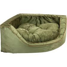 snoozer overstuffed sofa pet bed centerfieldbar com