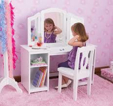 Kidkraft Heart Kids Table And Chair Set by Every Young Needs Her Very Own Vanity Our Deluxe Vanity
