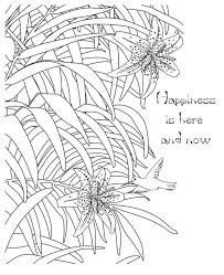 Coloring Pages For Adults Quotes