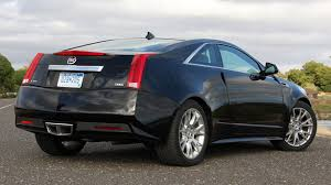Driven 2011 Cadillac CTS Coupe Autoblog