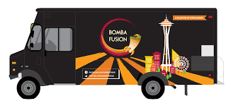 100 Food Truck Festival Seattle Bomba Fusion