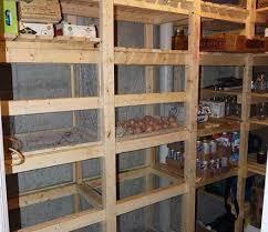 faire une chambre froide chambre froide à la maison au sous sol guide esprit manuel