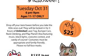 Halloween City Yuba City Hours by Give Us A Call To Book Your Party Today U2013 Millennium Family