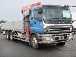 TRUCK-BANK.com - Japanese Used 51 Truck - ISUZU GIGA PJ-CYZ51S6 For Sale