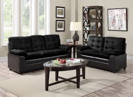 Black Microfiber Sofa And Loveseat Black Microfiber Sofa And Love