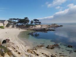 Beautiful 3 52 mile walk from Pacific Garden Inn to Monterey