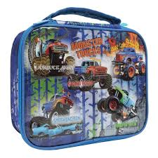 100 Monster Truck Lunch Box S Shop By