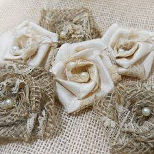 rustic shabby chic wrist corsage and or from papernlace on etsy