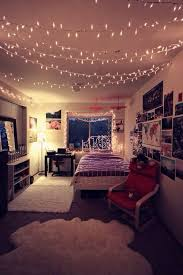 Lovable Decoration Lights For Room Best 25 String Bedroom Ideas Teen