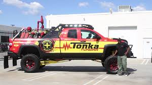 Toyota Hilux Tonka Concept Is The Toy You've Always Dreamed Of ... Garbage Trucks Tonka Toy Dynacraft Recalls Rideon Toys Due To Fall And Crash Hazards Cpscgov Truck Videos For Children Bruder Ross Collins Students Convert Bus Into Local News Toyota Made A For Adults Because Why Not Gizmodo Ford Concept Van Toy Truck Catches Fire In Viral Video Abc13com Giant Revs Up Smiles At The Clinic What Its Like To Drive Lifesize My Best Top 6 Tonka Inc Garbage Truck Police Car Ambulance Cstruction Surprise As Tinys With Disney Cars