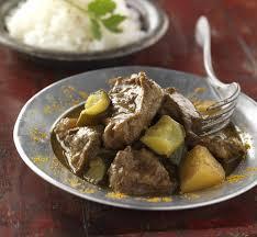 cuisine des antilles le colombo de bœuf une des variantes du plat typique des antilles