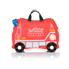 Trunki - Frank Fire Truck Ride-on Luggage From The Stork Nest Australia Fire Truck Ride On W Fireman Toy Vehicles Play Unboxing Toys American Plastic Rideon Pedal Push Baby Power Wheels Paw Patrol Battery On 6 Volt Toddler Engine For Kids Review Pretend Rescue Toyrific Charles Bentley Trucks For Toddlers New Buy Jalopy Riding In Cheap Price Malibacom Lil Rider Rideon Lilrider Amazoncom Operated Firetruck Games Little Tikes Spray At Mighty Ape Nz Speedster Toddler Toy Wonderfully Best Choice