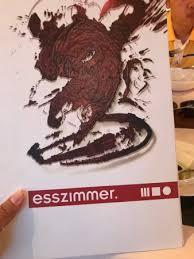 speisekarte bild restaurant esszimmer salzburg