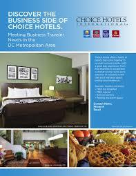 Territory DC Metropolitan Area By Choice Hotels International Issuu