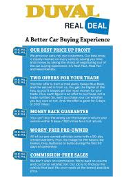 100 Truck Prices Blue Book Duval Real Deal A Better Buying Experience Duval Ford