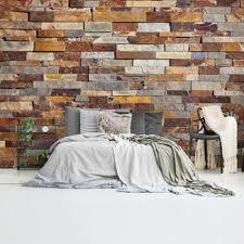 steinmauer rau schiefer naturstein fototapete vlies 384 x 260 cm