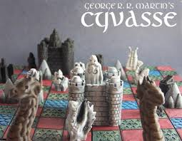 Image Of DIY Board Games You Can Make With A 3D Printer Cyvasse