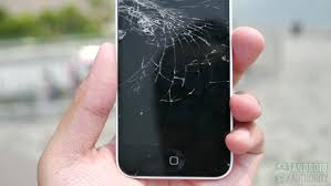 Cracked Screen Iphone Yet Another Cracked Screen Worry 7 Is Iphone