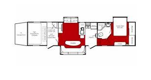 2016 5th Wheel Toy Hauler Floor Plans by 2009 Keystone Fuzion 5th Wheel Toy Hauler Ducati Ms The
