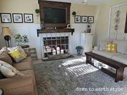 Down Spring Home Decor Earthy To Earth Style Wall Colors Captivating Design Ation Of Best
