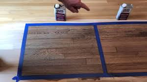 Restain Hardwood Floors Darker by Find The Perfect Stain Color For Your Hardwood Floors Duffy Floors