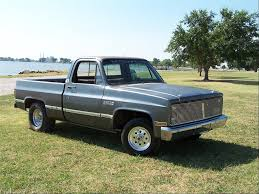 1986 Chevy Truck Convertible 7387 Convertible PickUp The 1947 ...