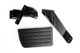 Amp Research Bed Step 2 by 1999 2014 F 250 F 350 Amp Research Bedstep Bumper Step 75303 01a