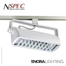 nte 89033 33w t wash led wall wash track nora lighting