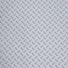 Metallic Silver 5 Ft X 9 Golf Cart Mat