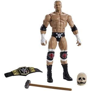Wwe Wrestlemania Elite Action Figure - Triple H